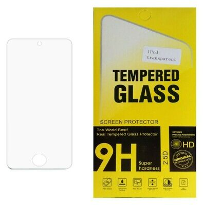 AU5.99 • Buy 9H Tempered Glass Screen Protector For Apple IPod Touch 5 6 7  5th 6th 7th Gen