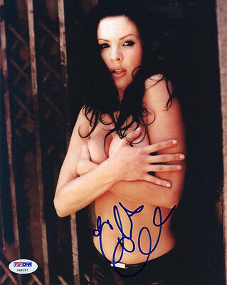 $ CDN56.39 • Buy CHRISTA CAMPBELL SIGNED AUTOGRAPHED 8x10 PHOTO TOPLESS PSA/DNA