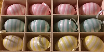 Gisela Graham Easter Egg Decorations • 7.50£