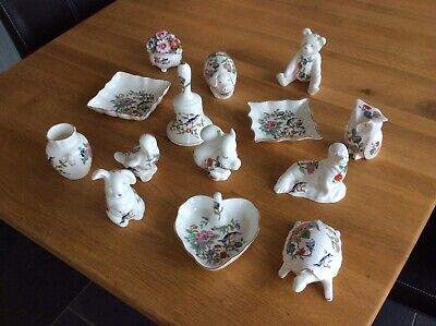Aynsley  Pembroke   Animal And Dish Collection. • 80£