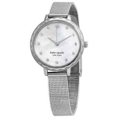 $ CDN138.15 • Buy Kate Spade Morningside Quartz Crystal Watch KSW1573