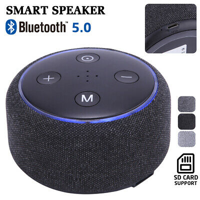 AU12.29 • Buy Rechargeable Portable Wireless Bluetooth 5.0 Speaker Portable Stereo USB Music