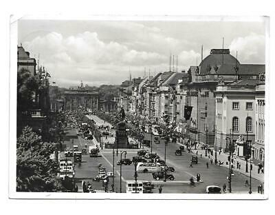 POSTCARD - Germany - Berlin, Under The Linden Street - Posted C1930. • 0.99£