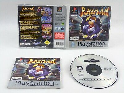 £9.99 • Buy Rayman Platinum PS1 PlayStation 1 Complete PAL