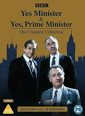 Yes Minister And Prime - Complete Collection [DVD] [1980]  • 17.48£