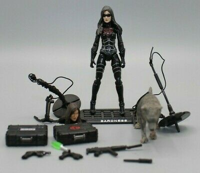 $ CDN52.35 • Buy Baroness Custom 3.75 Female GI JOE Action Figure COBRA 1:18 Scale Lot Fodder