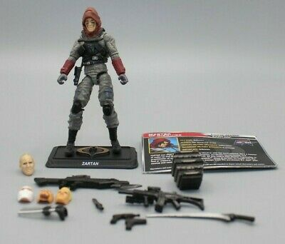$ CDN45.72 • Buy Gi Joe  ZARTAN CUSTOM Action Figure ARAH Cobra