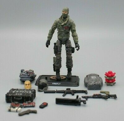 $ CDN45.72 • Buy Hasbro G.I Joe Retaliation Movie Firefly 3.75  CUSTOM Action Figure