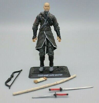 $ CDN32.65 • Buy Hasbro Gi Joe Hard Master Custom Movie Figure Arah Ninja