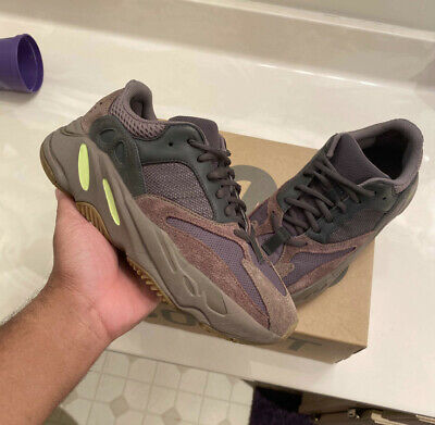 $ CDN651.70 • Buy Adidas Yeezy Boost 700 Mauve - Size 7 Excellent Condition Original Box