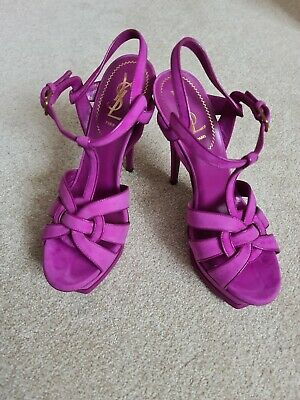 Yves Saint Laurent Tribute Shoes Worn Once • 140£