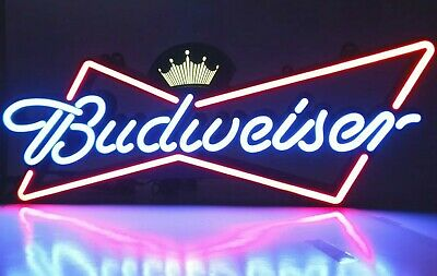 $ CDN162.91 • Buy Budweiser Sign Led Beer Lighted Sign Very Nice And Bright (led, Not Neon)