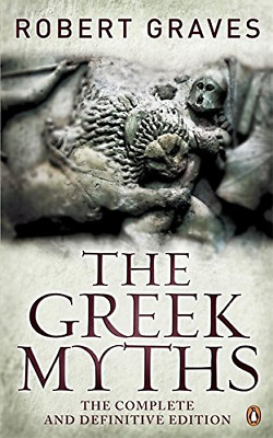 The Greek Myths: The Complete And Definitive Edition, Graves, Robert, Good Condi • 13.21£