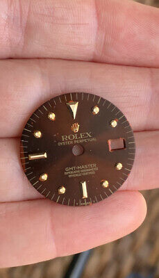 $ CDN2020.27 • Buy Rolex Brown Tropical Dial For GMT Master Watch 1675 Vintage 1970s