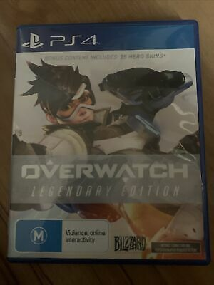 AU29 • Buy PS4 PlayStation 4 Game  - Overwatch Legendary Edition -  Great Condition