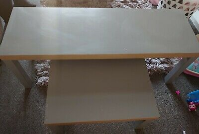 Pair Of IKEA Lack Living Room Tables • 10£