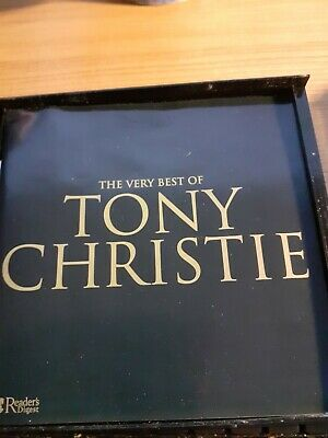 £19.99 • Buy The Very Best Of Tony Christie Readers Digest 3 Cd 51 Hits Booklet Vg Amarillo