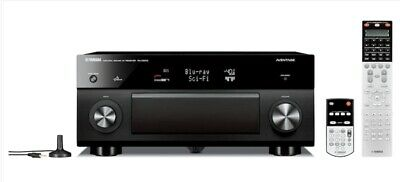 Yamaha RX-A2010 AVENTAGE High-End 9.2ch AV Receiver 220W 3D USB 8xHDMI Amplifier • 189£