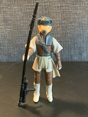 $ CDN8.49 • Buy Vintage Star Wars 1983 LEIA BOUSHH COMPLETE ORIGINAL Accessories COO Hong Kong