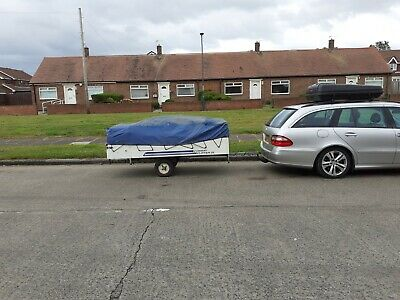 Conway Trailer Tent  • 240£