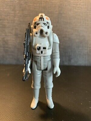 $ CDN1.29 • Buy Vintage Star Wars 1980 AT-AT DRIVER COMPLETE   ORIGINAL Gun NEAR MINT Condition
