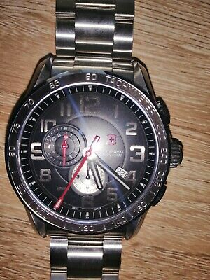 VICTORINOX SWISS Army Chronograph With ALARM • 58£