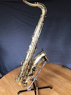 Tenor Saxophone Yamaha YTS-32 004264 With Case And Accessories • 995£