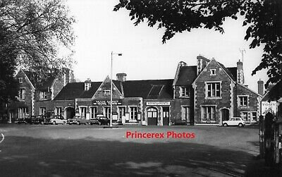 Yeovil Town Railway Station Exterior View Photograph 1963 • 0.99£