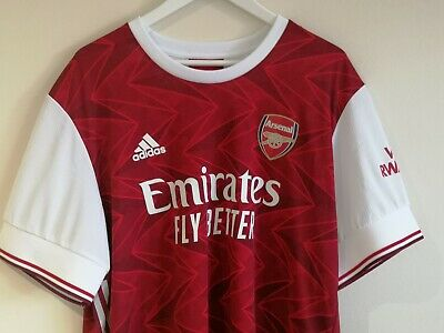 Arsenal Home Football Shirt - Adidas HEAT.RDY Adult 2XL - Player Issue - S/slv • 12.50£