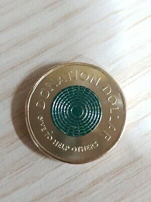 AU3.50 • Buy Royal Australian Mint Donation $1 Coin 2020 Uncirculated