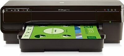 AU318.69 • Buy HP Officejet 7110 Large Format Inkjet Printer New (CR768A)