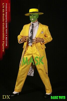 £189.12 • Buy DARK TOYS 1:6 DTM001 Jim Carrey Male Action Figure Collectible Deluxe Version