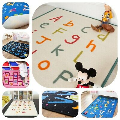 Alphabet Playmats For Kids | Soft Educational Play Mat | Colourful Letters Mats • 19.95£