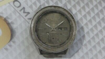 $ CDN181.17 • Buy Seiko 6139 Automatic Chronograph Watch For Parts/Repair AS IS.,.,,