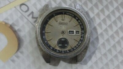 $ CDN233.31 • Buy Seiko 6139-6013 Automatic Chronograph Watch For Parts/Repair AS IS,,,..