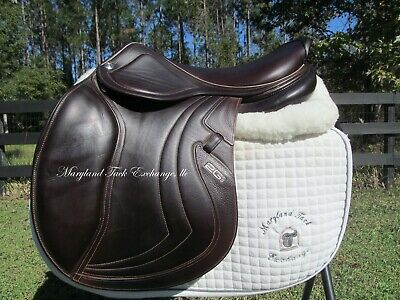 $ CDN5557.74 • Buy 18  CWD 2GS MADEMOISELLE Buffalo Close Contact Jumping Saddle 4L Flap* ON TRIAL*