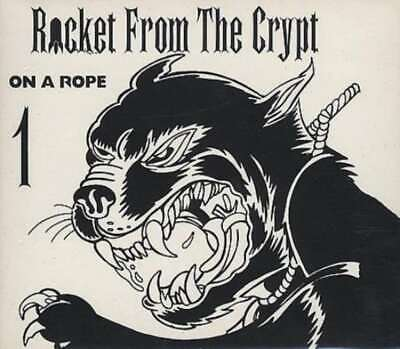 Rocket From The Crypt-On A Rope [CD 1] CD Maxi,Single  Very Good • 8.29£