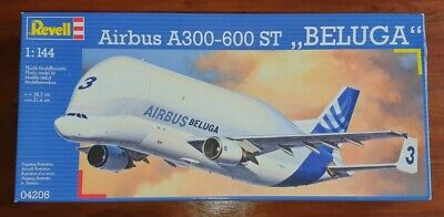 Revell 1/144 Airbus A300-600ST BELUGA Model Kit • 15.60£