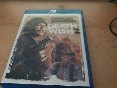Death Wish 2 - Charles Bronson Region Free • 14£