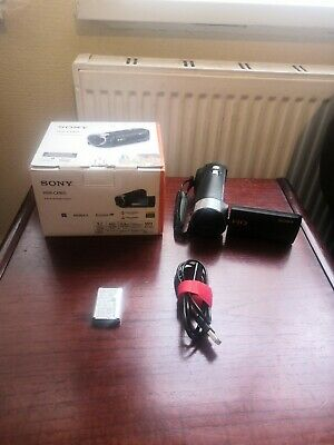 Sony HDR-CX405 Camcorder Full HD, 30x Zoom, 9.2MP • 135£
