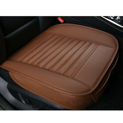 $ CDN28.73 • Buy Full Surround Car Seat Cover Breathable PU Leather Pad Auto Chair Cushion Brown