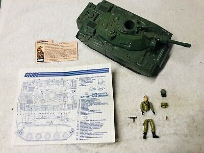 $ CDN65.17 • Buy GI JOE 1983 MOBAT TANK 100% Complete