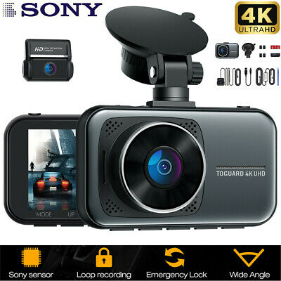 AU103.54 • Buy Native 4K Camera 20MP Sport Camera EIS Touch Screen WiFi  Waterproof With GoPro