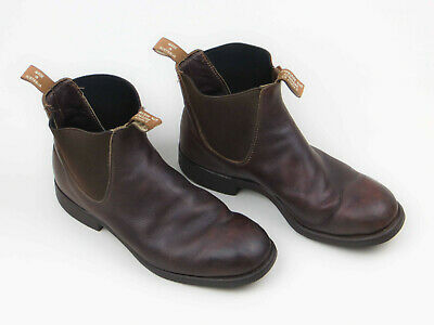 AU65 • Buy 👢 R M Williams  Size 10.5 H XF   Brown Oil Resistant Sole Boots 👢