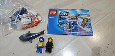 LEGO City Coast Guard 60011 Surfer Rescue • 5£