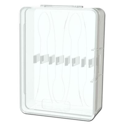 AU3.74 • Buy Electric Toothbrush Travel Case Holder For Oral B Storage Case Box (White)