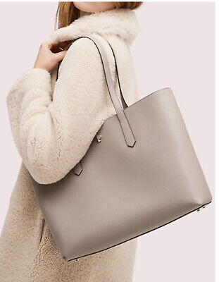$ CDN149.88 • Buy New Kate Spade Women's Molly Large Work Tote Laptop Shoulder Bag True Taupe Gift