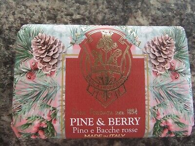 Nice Bar Pine&Berry Natural Vegetable Soap.9.7 Oz.Nice Gift. • 5.50£