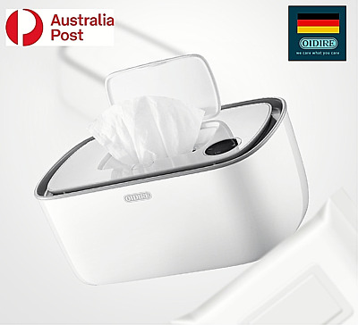 AU55.88 • Buy OIDIRE Wipes Holder Baby Wipes WARMER Electic Carrying Case Dispenser Clean AU