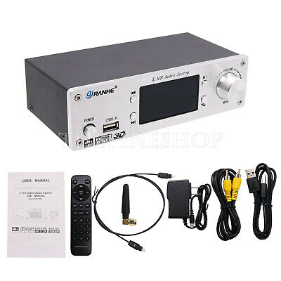 £95.36 • Buy 4K HDMI Audio Decoder BT5.0 Lossless Player 20-20KHz USB Sound Card Ver. For DTS